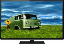 Panasonic (42 inch) Full HD LED TV(TH-L42U5D)