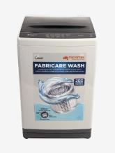 Micromax 8.2 kg Fully Automatic Top Load Washing Machine 680 RPM (MWMFA821TTSS2GY, Grey)