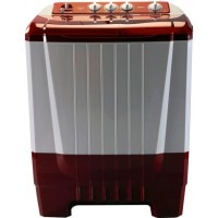 Onida 6.8 Kg Smart Care 68SSC Semi-Automatic Washing Machine - Lava Red