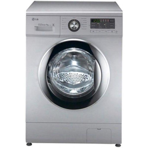 Lg F1496adp23 Front Load 8 Kg Washer 4 Kg Dryer Washing