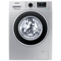 Samsung WW80J5410GS 8Kg Fully Automatic Front Load Washing Machine Silver