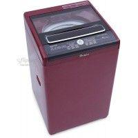 Whirlpool 6.2 kg Fully Automatic Washing Machine - WM ROYALE 6512SD-BLACK CHROME