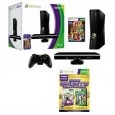 Microsoft Xbox 360 (4GB) Kinect Bundle with Kinect Sports Ultimate Collection