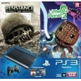 Sony PS3 12GB Stand Alone with Resistance: Fall of Man + Little Big Planet 2