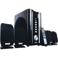 Intex VOGUE IT-465 SUF 5.1 Channels Home Theatre System - Black