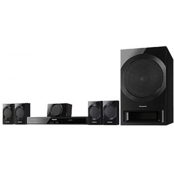 panasonic home theater. Panasonic SC XH170GW K 5.1 Ch Home Theater Syst.