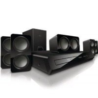 Philips HTS3541 Blu Ray 5.1 Home Theatre System