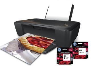 HP Deskjet High Capacity Cartridge 2020hc Single Function Printer