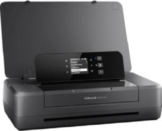HP OfficeJet 200 Mobile Printer Single Function Monochrome Printer(Black)