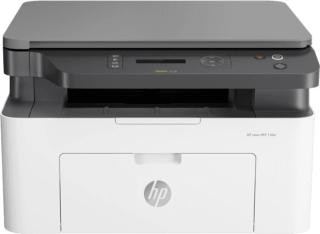 HP MFP 136w Multi-function Color Printer(White, Grey)
