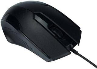 Maxpro MX Wired Optical Mouse(USB 2.0, Black)