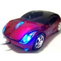 FERRARI CAR SHAPE USB OPTICAL MOUSE FOR PC LAPTOP NOTEBOOK