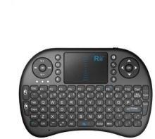 DawnRays Mini Keyboard Wireless Multi-device Keyboard(Black)