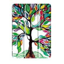 MagiDeal Colorful Tree Shockproof Smart Case Cover Auto Sleep/Wake For Huawei Mediapad M3 Lite 10.1 inch