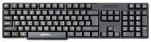 Zebronics ZEBK16 Wired USB Multi-device Keyboard(Black)