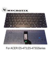 MECROTIX For Acer Black Inbuilt Replacement Laptop Keyboard For E5-473,E5-473G Series