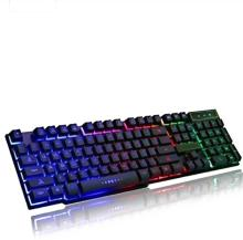Les keyboard 99TYP73TRVB Wired USB Laptop Keyboard(Black)