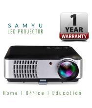 SAMYU Full HD Rd806 3500 Lumens LCD Projector 1920x1080 Pixels (HD)