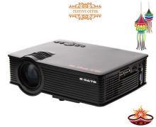 EGATE i9 MIRACAST LED HD PROJECTOR - HD 1920 X 1080 HDMI USB - VGA 120 DISPLAY