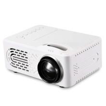ELEPHANTBOAT RD - 814 1080P Portable LED Mini Projector Multimedia for Photo Music Movie Text