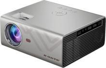 Egate K9-LED 720p 2400 Lumens Max Screen HD Projector(Grey)