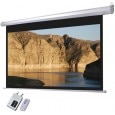 Sunlite Motorised With Remote Imported Matte White Projector Screen - (150 Inch)
