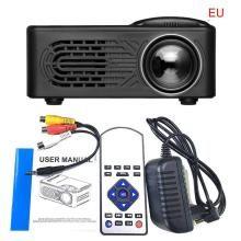 700 Lumens 3D 1080P Full HD Mini Projector LED Multimedia Home Theater AV USB
