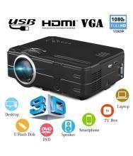 Omex UPGRADE 3D 1800LM LED Projector 1920x1080 Pixels (HD)