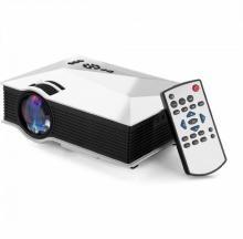 verena UC 46 Portable Projector(White, Black)