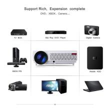 Play PP021 4000 Lumens 3D LED Projector