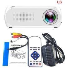 YG320 HD 1080P Home Theater USB HDMI AV VGA SD Mini Portable LED Projector