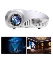 Mini Home Multimedia Cinema LED HD Projector Support AV TV VGA USB HDMI SD