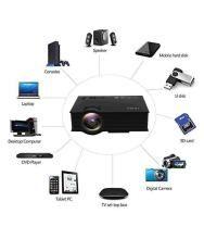 I Kall UC46 LCD Projector 1920x1080 Pixels (HD)