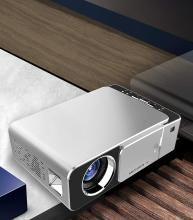 BEESCLOVER Portable Mini LED Cinema Video Digital HD Home Theater Projector Beamer Projector AU Plug