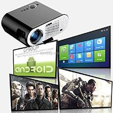 Vivibright GP90UP Android & WIFI Portable Projector LED LCD 3200 Lumens 1280*800 Support 1080P