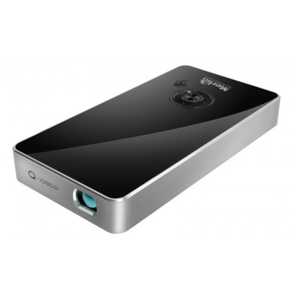 merlin pocket size micro projector and power bank price in