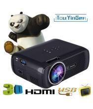 Myra X7 LED Projector 800x600 Pixels (SVGA)