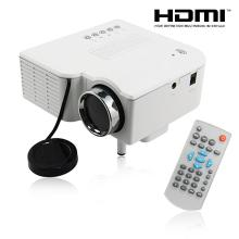 Artek Unic UC28+ LED Mini Portable pocket video Projector-Home Theater with HDMI/VGA