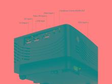 XCINE XC 103 LED Projector 800x600 Pixels (SVGA)