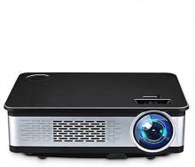 WZATCO W02 Projector- Native 1080P Full HD Projector Projector(Black)