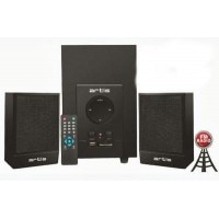 Artis S 207 Laptop Speaker Black 2 1 Channel Price In India With