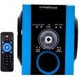 Krisons Bluetooth Hi Fi Wireless Speaker Blue