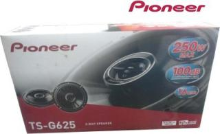 Pioneer Injection Moulded Cone TS-G625 Coaxial Car Speaker(250 W)