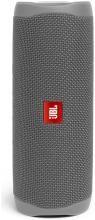 JBL FLIP 5 Portable Bluetooth Speaker ( Grey )