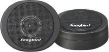 Songbird 220W Max Dome Tweeters SB-B-20 Coaxial Car Speaker(220 W)